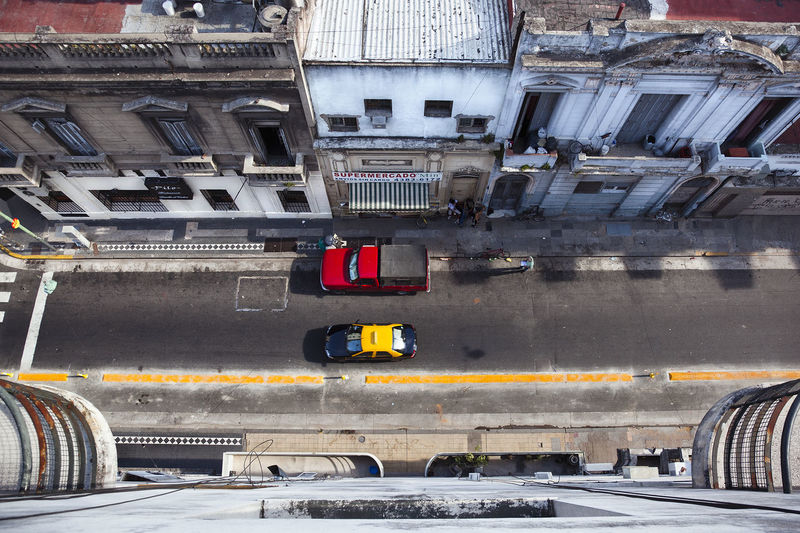Architecture Argentina Auto Buenos Aires Buenosaires Building Built Structure Cars City City Life City Street Colonial Architecture Mode Of Transport Outdoors Road Taxi Travel Destinations