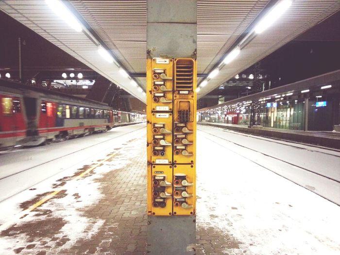 Train Train Station Station Photo Wels