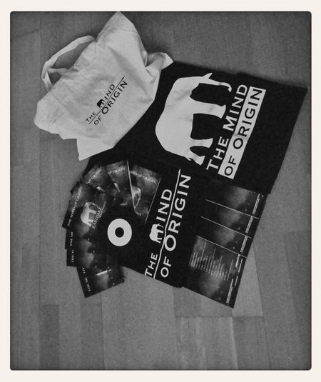 "HHVB supporting The Mind Of Origin ; merchandise articles plus their first mixtape called ""Elephas Nawataensis""; for more information click here: http://hiphopvienna.blogspot.co.at/2014/07/the-mind-of-origin.html ---- copyright by Kathleen Montorio, picture taken with Nikon D3000 for the Hip Hop in Vienna Blog;"