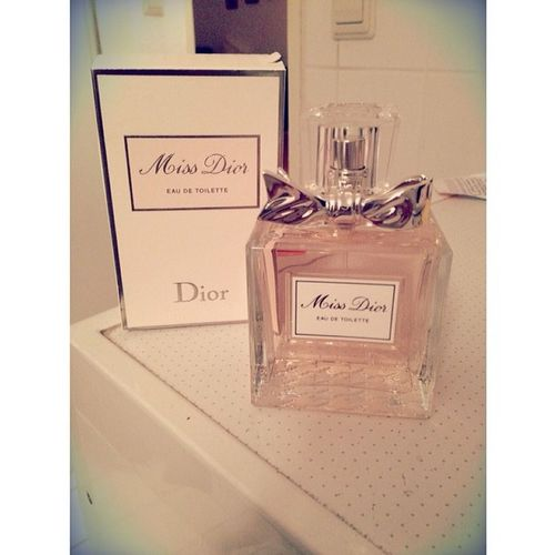 Love my new fragrance ? Dior Missdior New Fragrance missdiorloveit