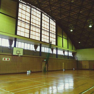 gymnasium 体育館 Gymnasium Basketball - Sport Court Water Gym Sport Window Architecture
