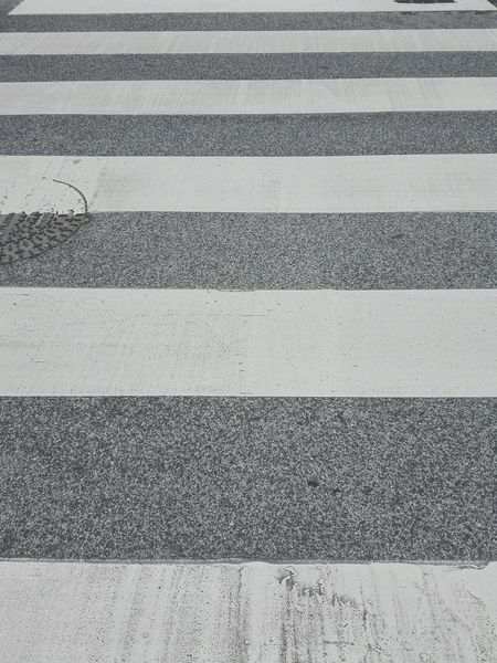 Backgrounds Textured  Pattern Asphalt Full Frame High Angle View Street Road Day No People Outdoors Transportation White Close-up