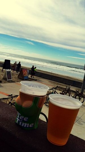 San Diego California Beach Beer On The Beach Beer Enjoying Life Traveling Travel Photography