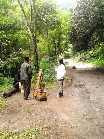 Morning Walk Enjoy Life On The Way Nature Morningexercise Sugarcanejuice Open Edit