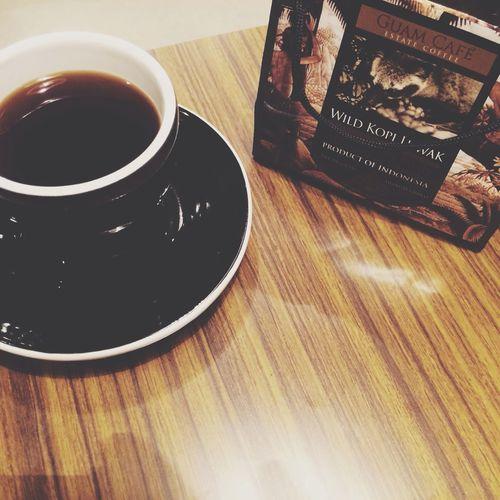 Coffee Kopiluwak