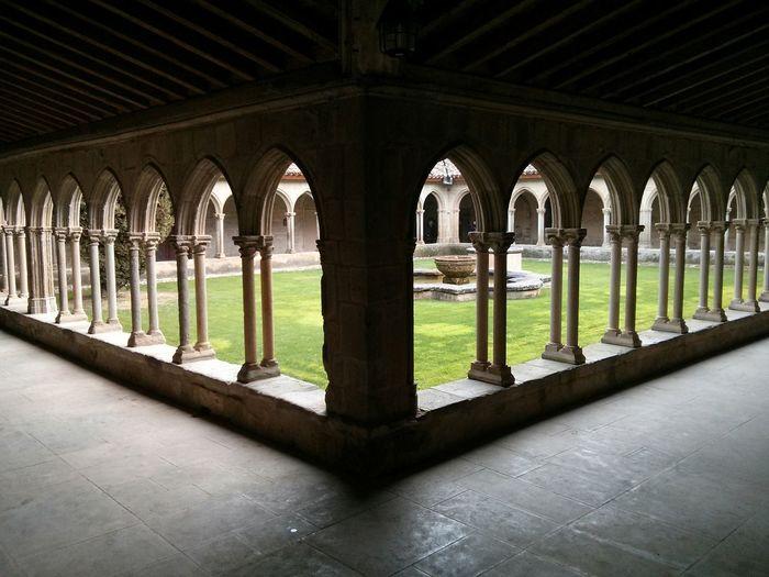 Claustro de Abadía