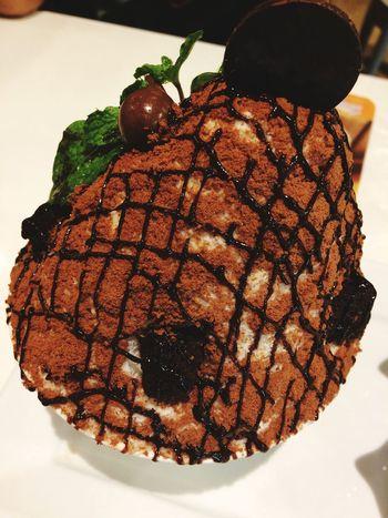 จบที่ของหวาน Bingsu Food And Drink Food Ready-to-eat Sweet Food Dessert Sweet Freshness Chocolate
