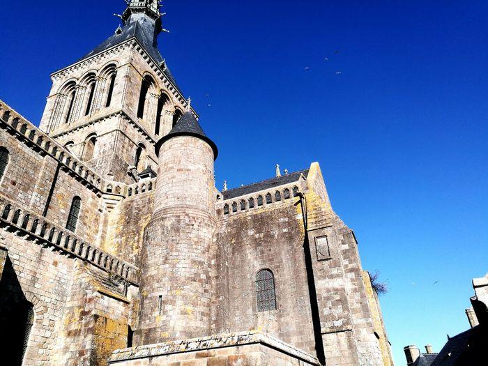 Mont saint michel Cultures History Architecture City