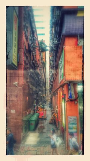 Streetphotography Cityscapes Hong Kong