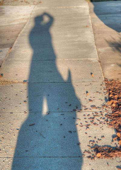 Morning Shadows Dogs EyeEm Best Shots EyeEm Streets EyeEmBestPics Human Lifestyles Light And Shadow Sidewalks Silhouettes Street Streetphotography