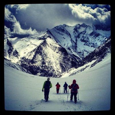 Valdechistau Pirineo Huesca Gistain chistau colladodeestos estaes_aragon aragon