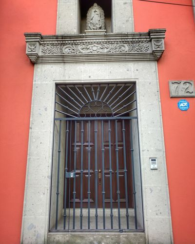 Built Structure Building Exterior Architecture No People Outdoors Day Entrance Interesting Places Travel Destinations Architecture Mexico City Mexico PhonePhotography Travel City Life