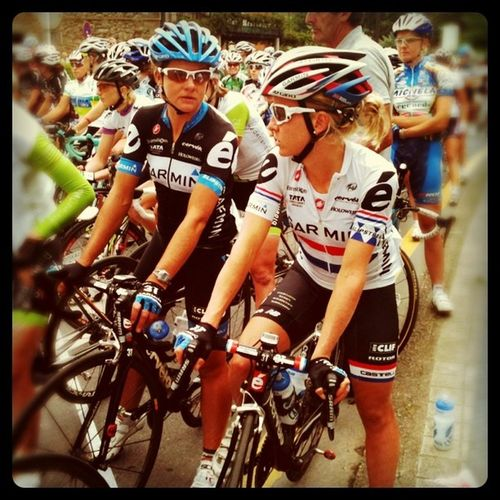 Sharon Laws & Emma Pooley, Stage 1, Emakumeen Bira, Durango, Spain Sports Cycling Bike Bicycle SPAIN Fozdog_cyclechallenge