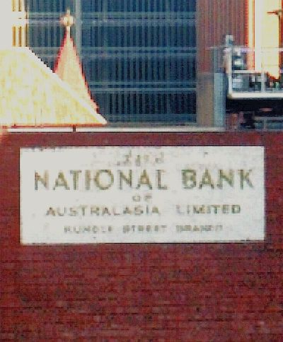 Taking Photos SIGNS: NationalBanks Vintage Signs Street Photography Text Sign Signs Signporn Old Sign National Bank Australasia Bank SignSignEverywhereASign Old Signs Signs Signs Everywhere Signs Signs_collection Banks Sign, Sign, Everywhere A Sign Big Signs Rundle Street SIGN. Signs & More Signs Bank Signs Banksigns Signs, Signs, & More Signs Signboard SignsSignsAndMoreSigns Information Western Script