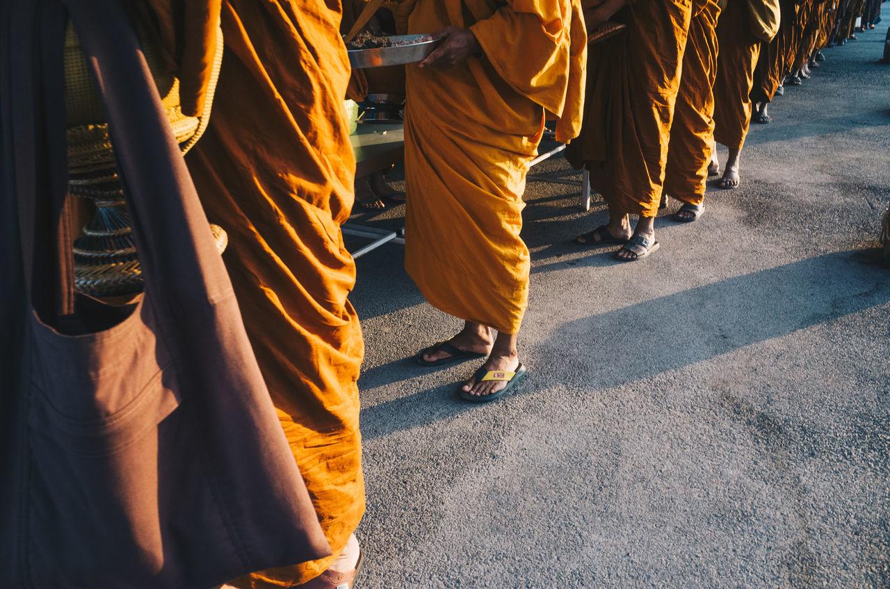 Adult,  Asia,  Buddhism,  Day,  Horizontal Image