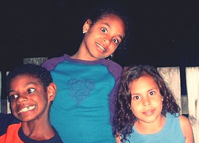 Love ♥ Sister Brother Old Pic