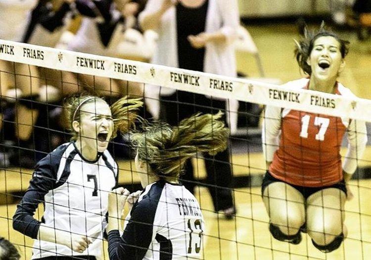 Volleyballplayer Volleyball Sportsphotography Sport Celebrate