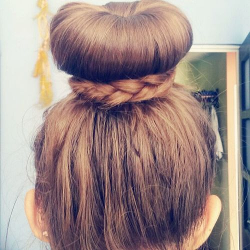 Hairdresser Bun Love 5hsnu♥ #kochammax