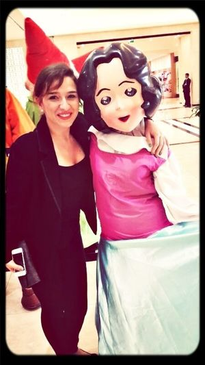 me and snow white