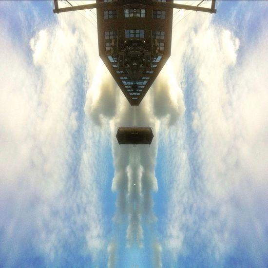 Buildings That Look Like Spaceships