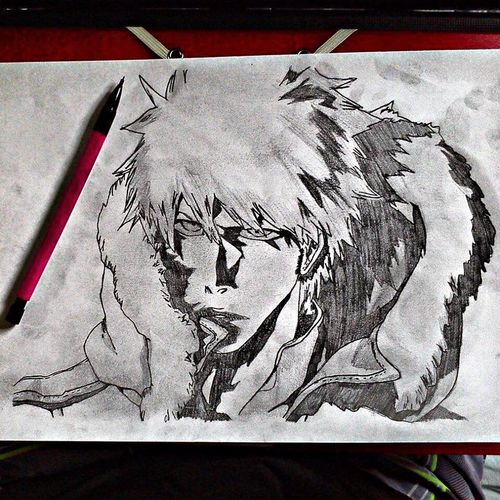 Bleach Art, Drawing, Creativity Manga Dessin