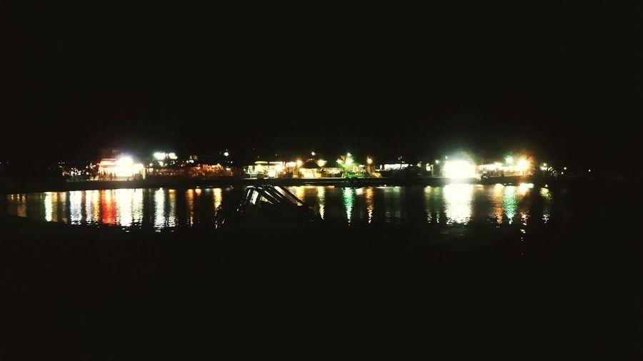 A night at Biograd na Moru.