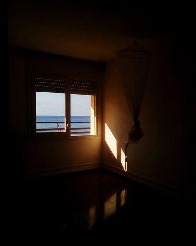 Window Charming Place From My Point Of View Seascape Sea Taking Photos Calella Sea And Sky Sea Life Sea View