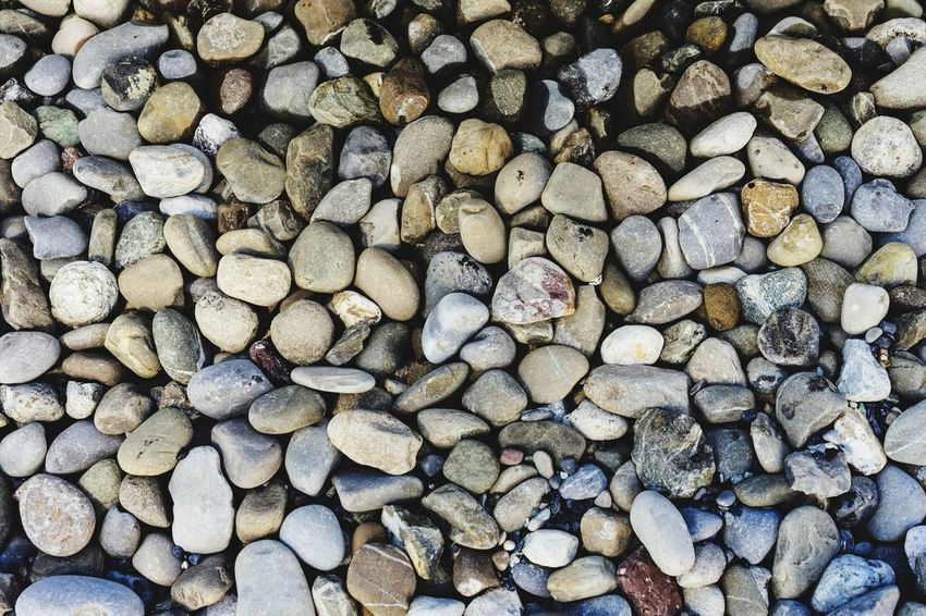 Full Frame Backgrounds Stack Large Group Of Objects Abundance Pebble Day Outdoors No People Heap Pattern Beach Textured  Close-up Nature Pebble Beach Stone Stone Art Stones N Rocks Colors Structure Design Ressource