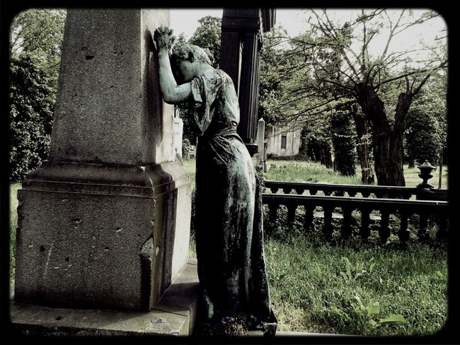 Hanging Out Beauty Of Decay TombstoneErotic