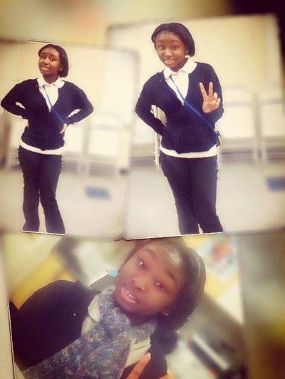 Me In School:)