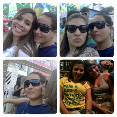 Alegria em Salvador ; ) obrigada meninas por tudo...amo vocês!!! ♥♥♥♥