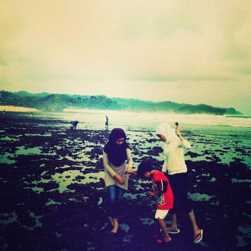 Beach Yogyakarta Krakal