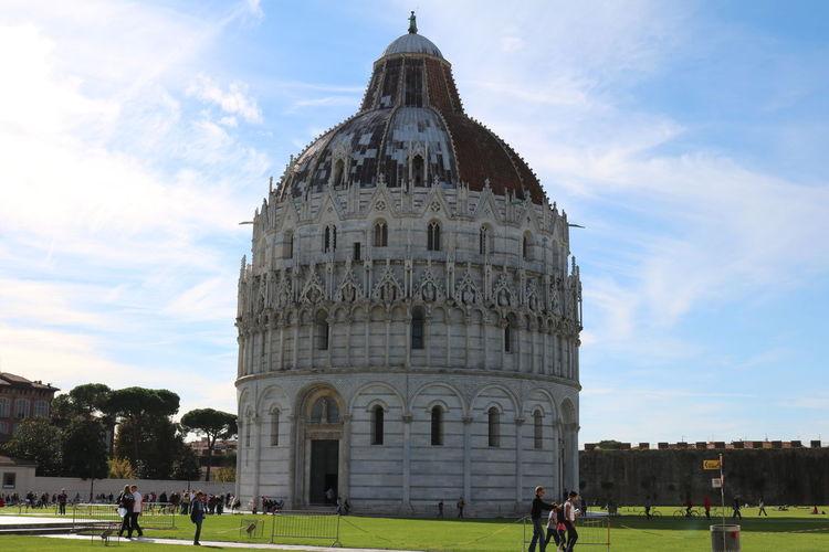 Pisa, Piazza de