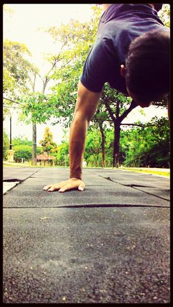 Handstand Of The Day Unbalanced Handstand Handstandeveryday Learning Progress Nevergiveup
