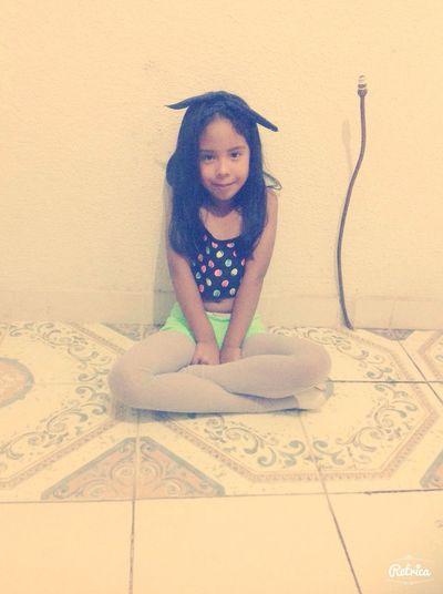 my princess beautiful... my sister