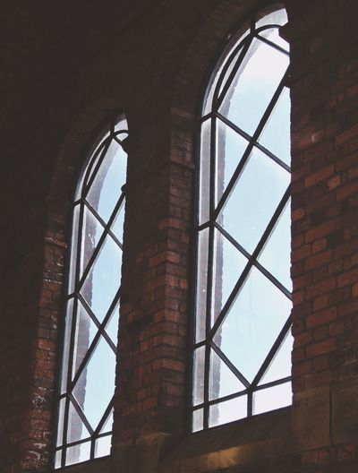 Architecture Built Structure Window Day Arch Low Angle View No People Indoors  Building Exterior Sky