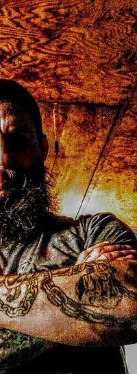 Beardlife Beardedman Dark Soul Close-up Rough Rugged A New Perspective On Life