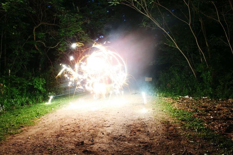 // Sparklers 💥🎇 Sparklers Long Exposure Night Photography Night Lights Fireworks Beautiful First Eyeem Photo EyeEmNewHere