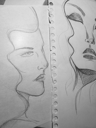 Pour mes fucking cours de pub... Draw Drawing