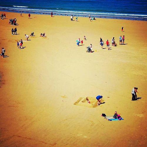 On the beach Nikonfr Unmomentsidoux Igersfrance Igersbretagne Saintmalo Sea Summer Bikini Beach Sun Plage Bretagne Bretagnetourisme Picsoftheday Coeurpostal Colors TBT  Webstagram Atlantique Ocean Bzh Belambrawards