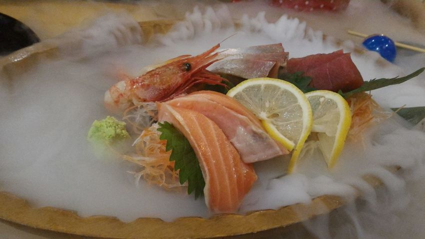 Sasimi Japanese Food Yummy Ultimate Japan