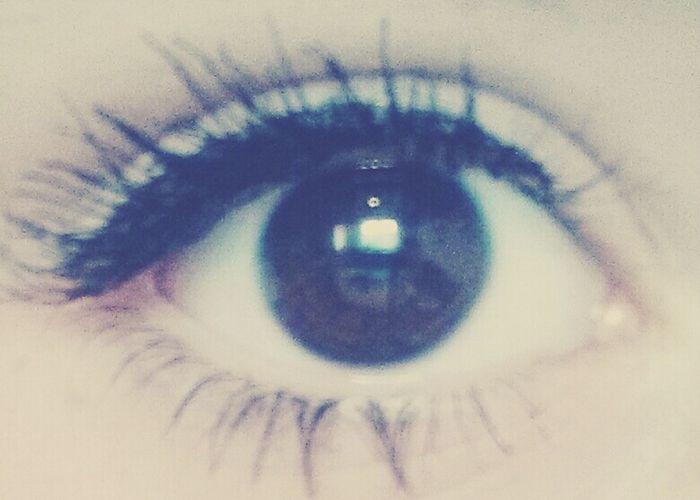 Mein Auge:-) Colors Black Love♥ Unglaublich