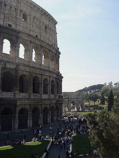 Coliseu Colisseum Coliseo Coliseum Colisseo Colissium Coliseoroma Roman Architecture RomanColosseum Roman Ruins