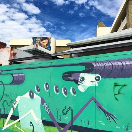 Graffiti 涂鸦