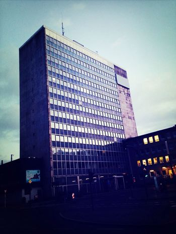 Hochhaus Urban Geometry