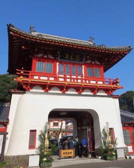 Takeo City Takeo Onsen Gate 武雄 武雄温泉 楼門 JapaneseStyle Japanese Style Spa
