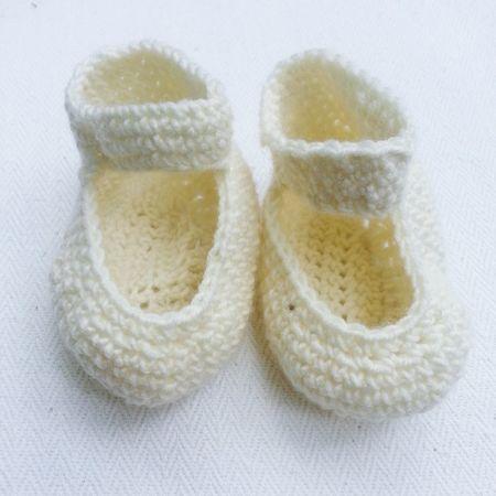 Baby Crochet Shoes Baby Shoes Crochet Häkeln Handcraft Handwerk