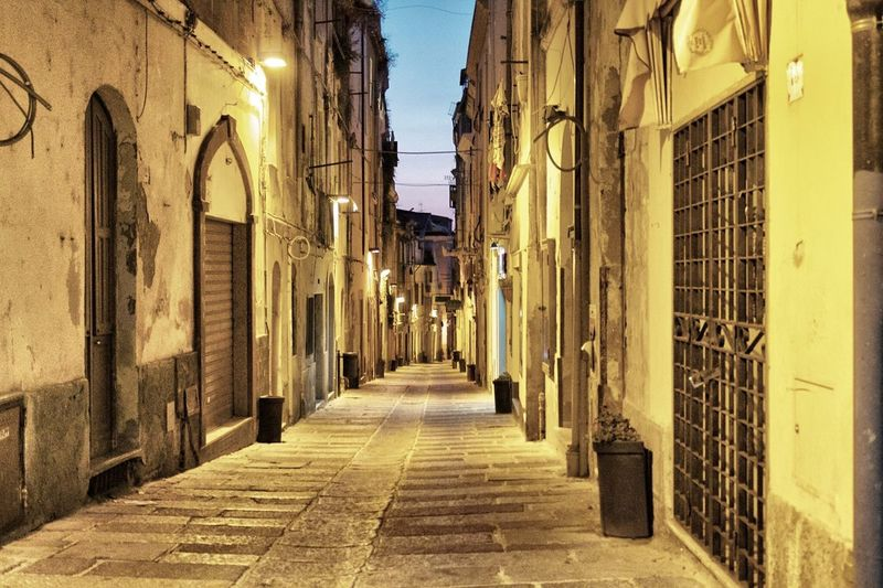 Center of Sassari. Sardegna. Italia Downtown Italy Check This Out Hello World