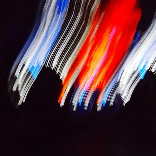 Colour Motion Blur Colour Blur