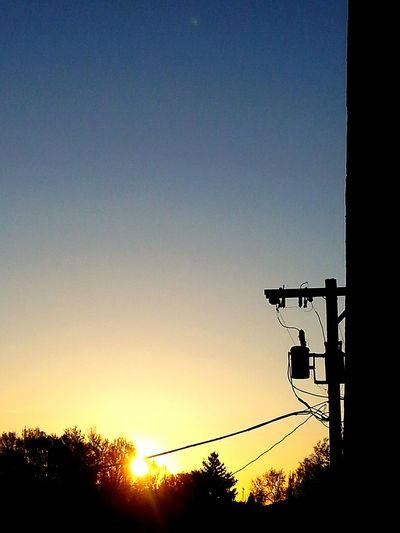 Sunrise Taking Photos Hello World Wakey Wakey